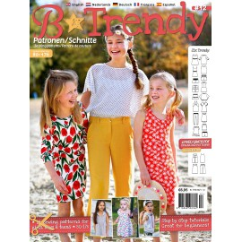 Magazine BE TRENDY pour Kids Fashion n°12