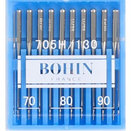 Aiguille machines universelles assorties Bohin - 70-90