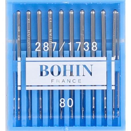 Aiguille machine universelle Bohin N°80