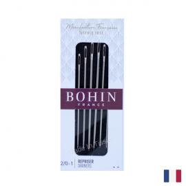 Aiguilles à REPRISER assorties 2/0-1 Bohin