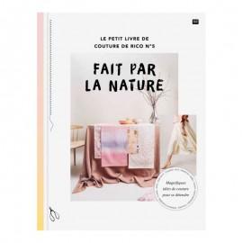Le Petit livre de couture de Rico N°5 - Fait par la Nature