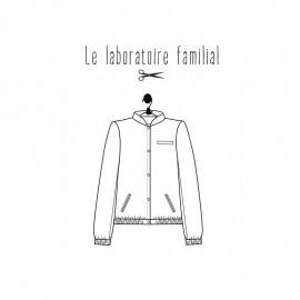 Patron Femme - Teddy Celestine - Le laboratoire Familial