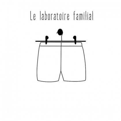 Patron Femme - Short Hortense - Le laboratoire Familial