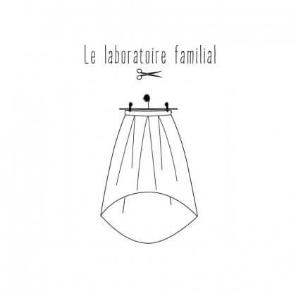 Patron Femme - Jupe Olympe - Le laboratoire Familial