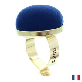 Bracelet Porte Épingle Métal Bohin - Bleu