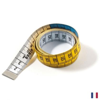 Mètre de couturière tricolore 150 cm Bohin