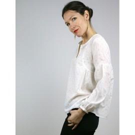 Patron Femme - Blouse ou robe Petites Choses - Atelier Scämmit