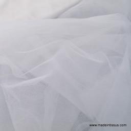 Tulle robe de mariée ivoire en 3.00m de large
