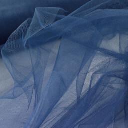 Tulle robe de mariée marine
