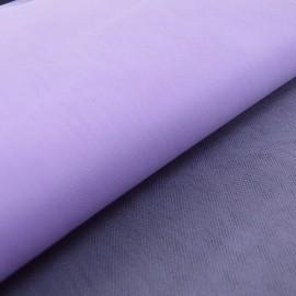 Tissu Tulle souple robe de mariée Parme en 3.00m de large .