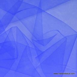 Tulle souple coloris ROYAL218 100% polyamide 300cm