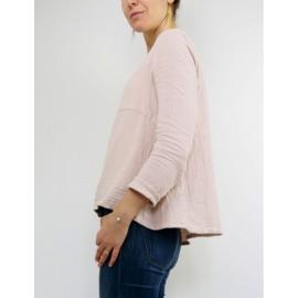 Patron Femme - Blouse ou Robe Zephir - Atelier Scämmit