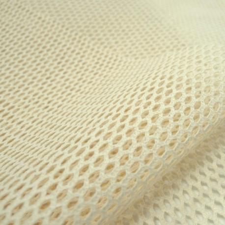 Tissu Filet BIO Naturel