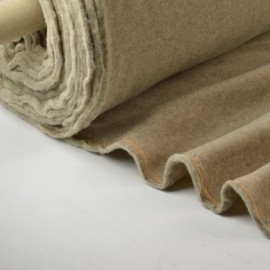 Tissu Polaire Made in France haut de gamme DUNE .x1m