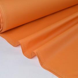 Tissu imperméable étanche polyester enduit acrylique Moutarde
