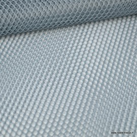 Tissu Filet Gris - au mètre