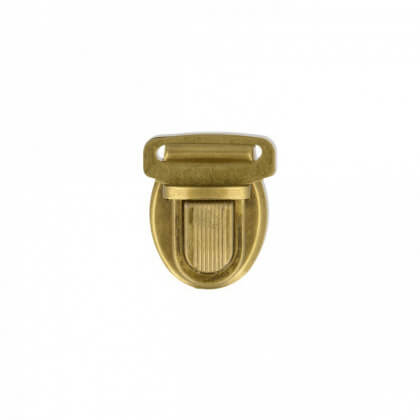Attache Cartable finition Bronze 32 x 37mm