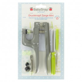 Mini Pince Baby Snap pour boutons pression plastique