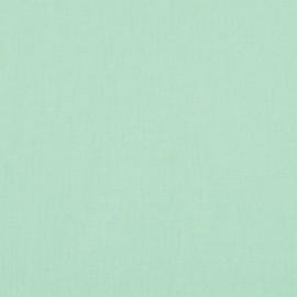 Tissu cretonne coton Jade