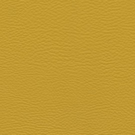 Tissu simili cuir Jaune
