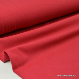 Tissu JERSEY coton élasthanne hermès x1m