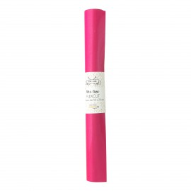 Flex Thermocollant - coupon 50 x 25 cm - Fuchsia