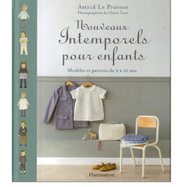 Livre Nouveaux Intemporels pour enfants - Astrid Le Provost