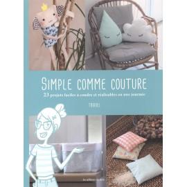 Livre Simple comme couture - Troisel