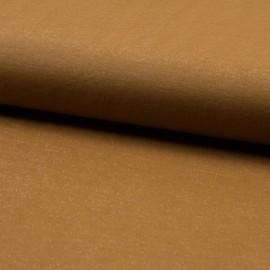Tissu jersey viscose Sparkling coloris Tabac