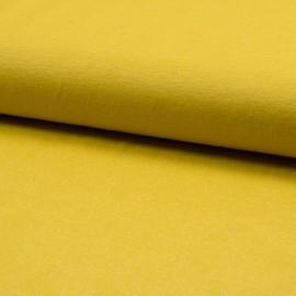 Tissu jersey viscose Sparkling coloris Ocre
