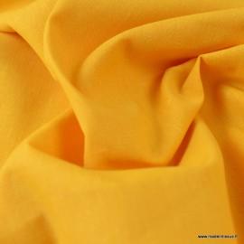 Toile à draps coton Moutarde - au mètre