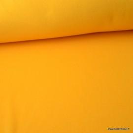Tissu Micro polaire Jaune matra - oeko tex