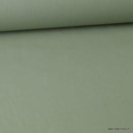 Tissu cretonne coton Tilleul - Oeko tex