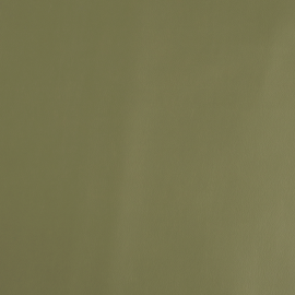 Tissu Simili cuir ameublement rigide Kaki