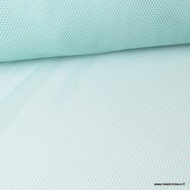Tissu Filet Mesh Lagon - au mètre