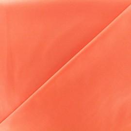 Tissu PUL enduit Abricot lavable à 90° et Passage au sèche-linge