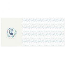 Pnneau de jersey Oeko tex imprimé sous la mer - Katia Fabrics
