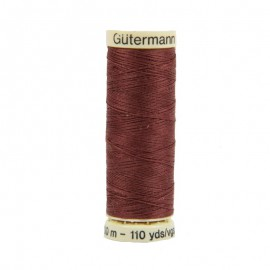 Fil pour tout coudre Gutermann 100 m - N°262