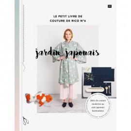 Le Petit livre de couture de Rico N°6 - Jardin Japonais
