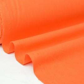 Tissu cretonne coton Terracotta