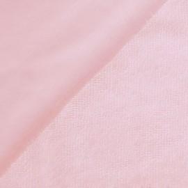 Tissu micro éponge de bambou Rose Blush - oeko tex