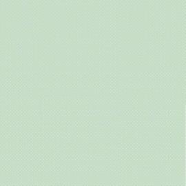 Tissu coton Enduit motifs Pois blanc fond Menthe -  Oeko tex