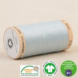 Fil à coudre Bio 100% coton - 275 m - Bleu Layette