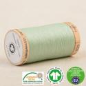 Fil à coudre Bio 100% coton - 275 m - Menthe