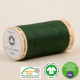 Fil à coudre Bio 100% coton - 275 m - Vert bouteille