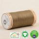 Fil à coudre Bio 100% coton - 275 m - Bronze