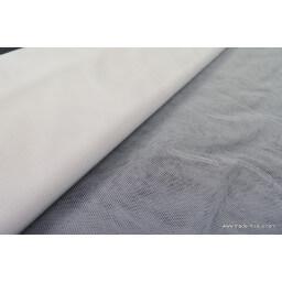 Tulle robe de mariée blanc en 3.00m de large