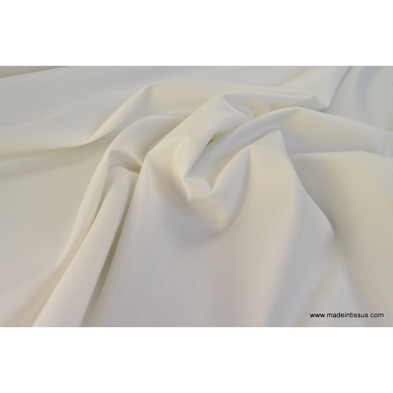 tissu en sergine ivoire pour robe de mari e ou robe de cocktail. Black Bedroom Furniture Sets. Home Design Ideas