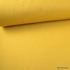 Tissu Lainage Moutarde pour caban ou manteau