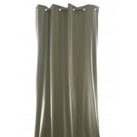 Rideau isolant phonique et thermique 150x260 pret à poser beige